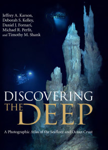 Discovering The Deep Book Cover